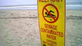 Imperial Beach sewage spill