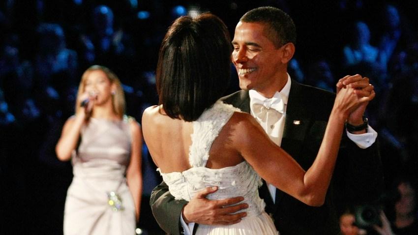 012109 Michelle Obama Beyonces