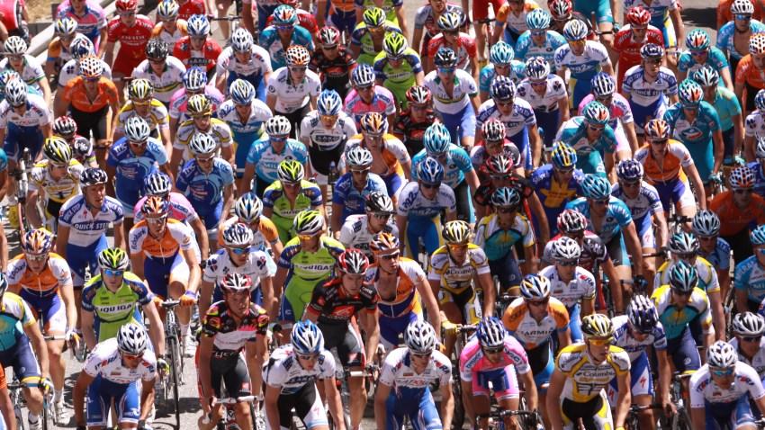 APTOPIX Australia Cycling Tour Down Under