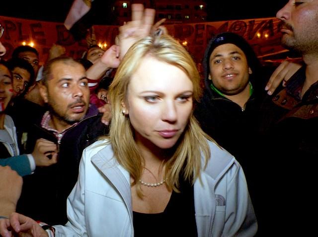 Lara Logan Attack