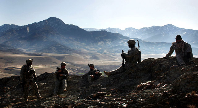 022709 Top News US Army Afghanistan