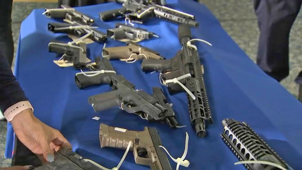 City of San Diego's 'Ghost Gun' Ban Now in Effect