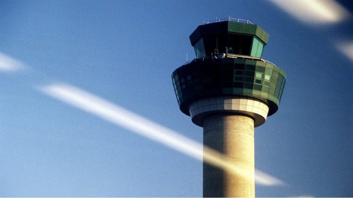 041711 Air Traffic Control Tower Generic