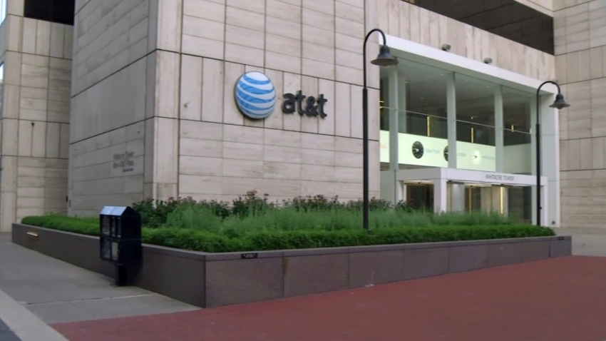 051814 ATandT headquarters Dallas