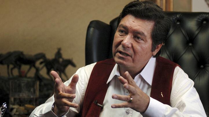 Mexico Former Mayor Arrested