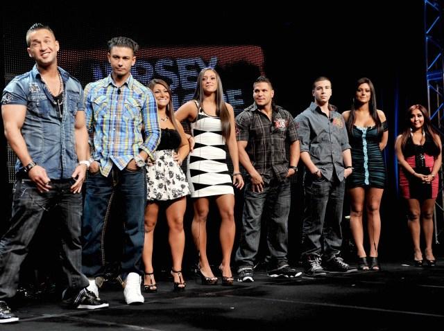 080610 Jersey Shore updated cast