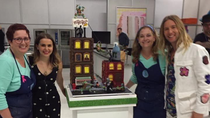 1-3-17-Cake Wars Monika Stout of Truly Scrumptious Cakes
