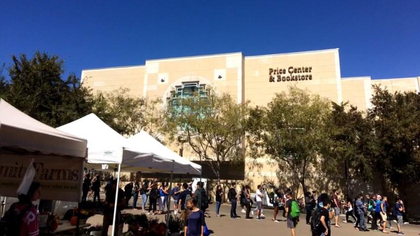 10-10-17 Price Center and Bookstore