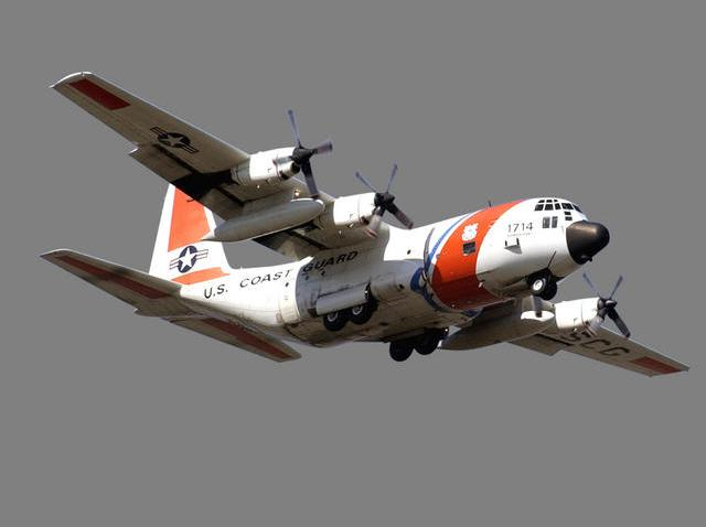 Coast Guard C130
