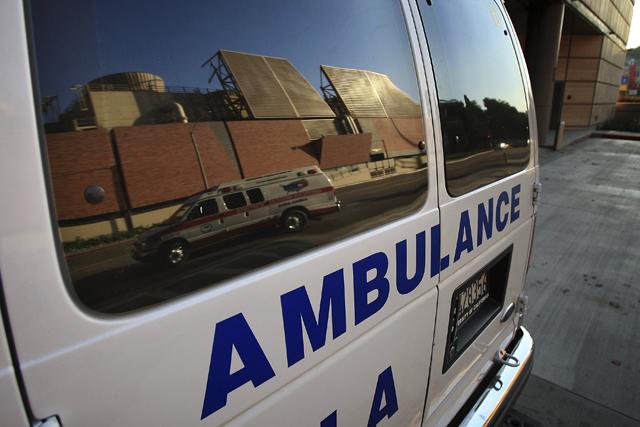 111008 Ambulance Generic