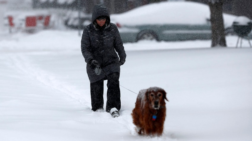 Winter Weather Travel Colorado