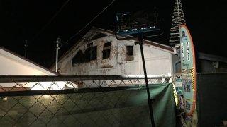 Leucadia home burned, bluff beneath eroding