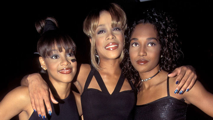 TLC reunion Left-Eye Chilli T-Boz hologram tour biopic new album
