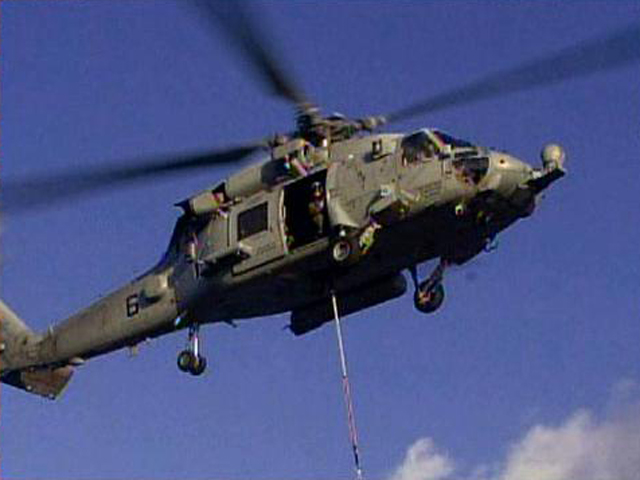 012409 MH-60S helicopter