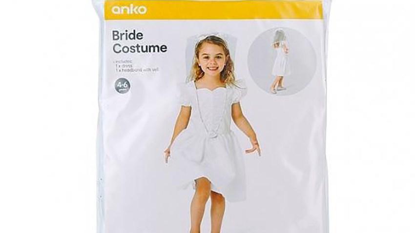 Child Bride Costume