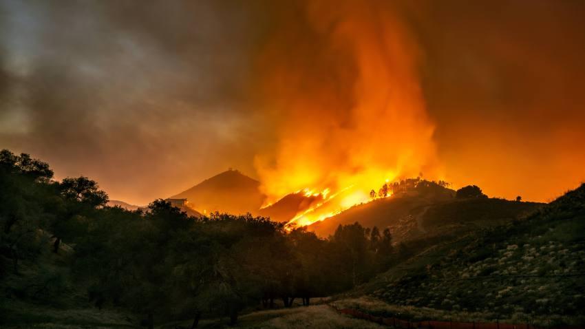 [UGCDGO-CJ-breaking news]San Diego aflame
