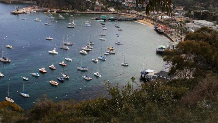 3 Boats Sunk in Catalina Harbor Pier Damaged