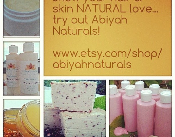 [phillygram] Show your hair & skin love...buy handmade! Kik messenger: AbiyahNaturals if you have any questions or personalized requests. Orders can also be made directly through me via Paypal:-) #healthyliving #handmadeproducts #handmadesoap #bodyca
