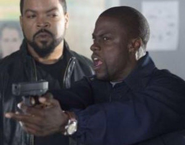 "[ggb] Kevin Hart and Ice Cube team up in ""Ride Along"" trailer. See it at Glambergirlblog.com #blog #blogger #kevinhart #icecube #movies #Hollywood #ridealong #GGB #glambergirlblog"
