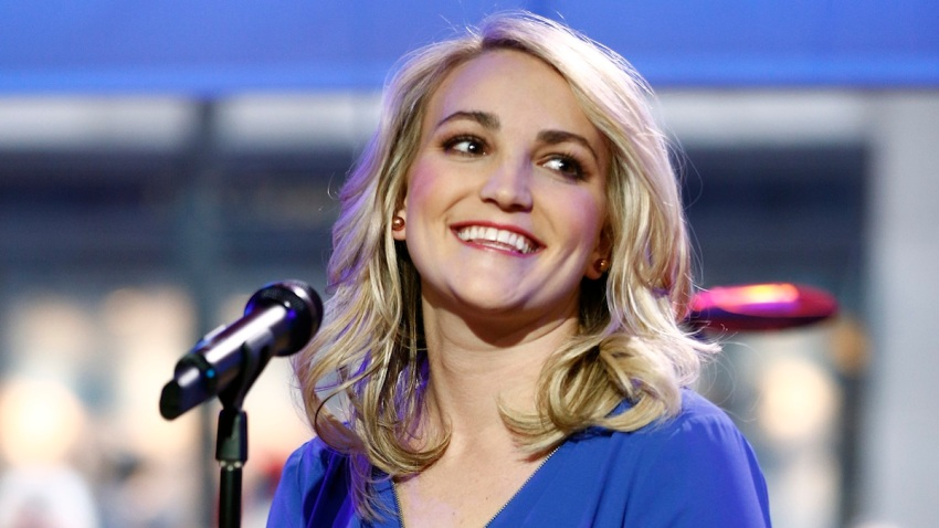 "Jamie Lynn Spears appears on NBC News' ""TODAY"" show."