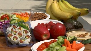 Women and Aging Tips Healthy Foods Exercise