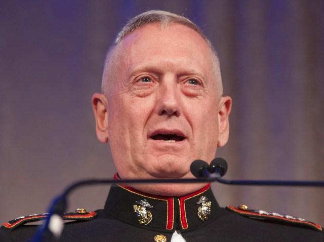 Marine Corps Gen. James Mattis