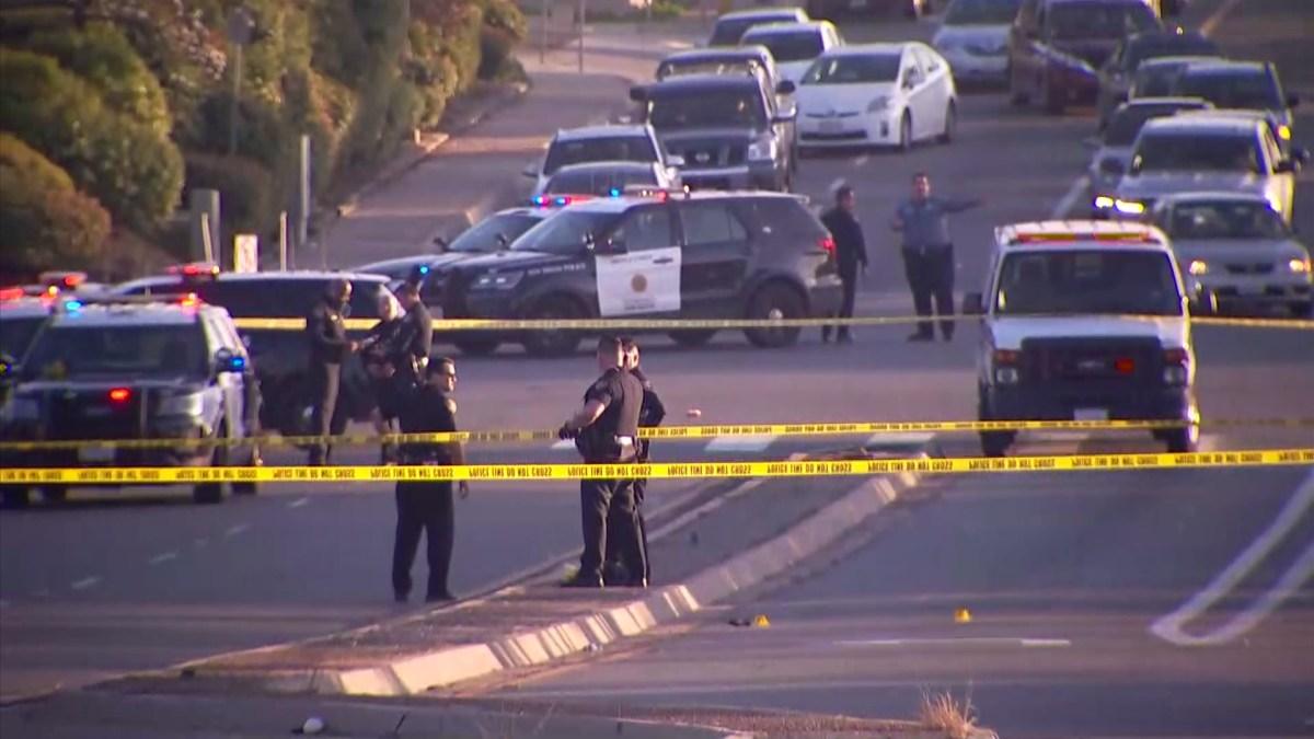 Neighbors Make Memorial for Man Shot, Killed by Police