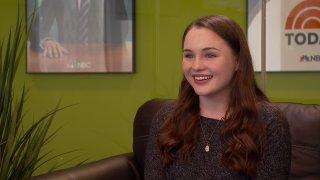 """The Voice"" contestant Kat Hammock"
