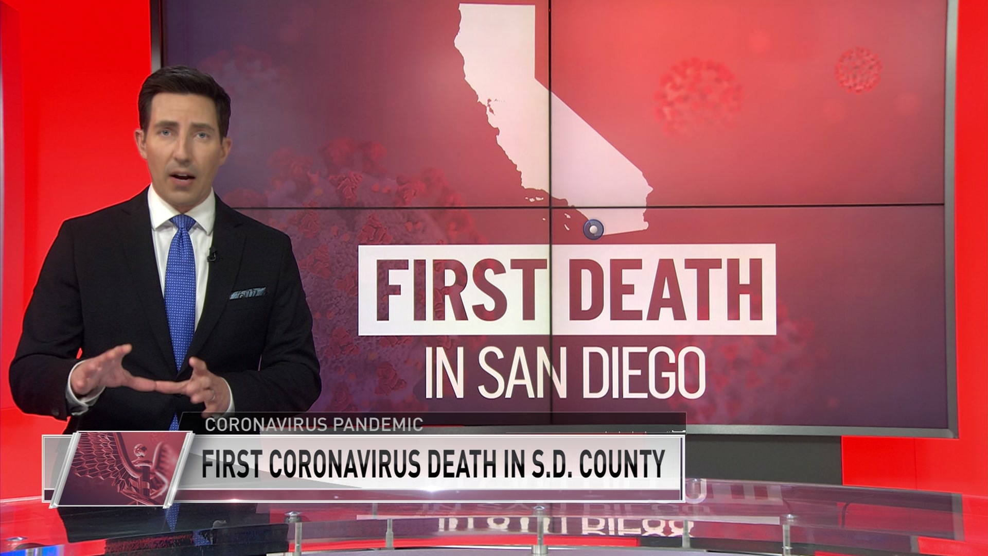 SD County COVID-19 Cases Rise But What ...
