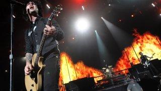 Green Day Concert NY