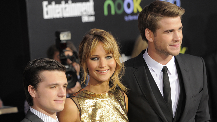 Premiere The Hunger Games