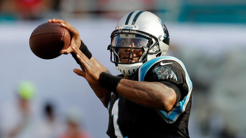 Panthers Dolphins Football