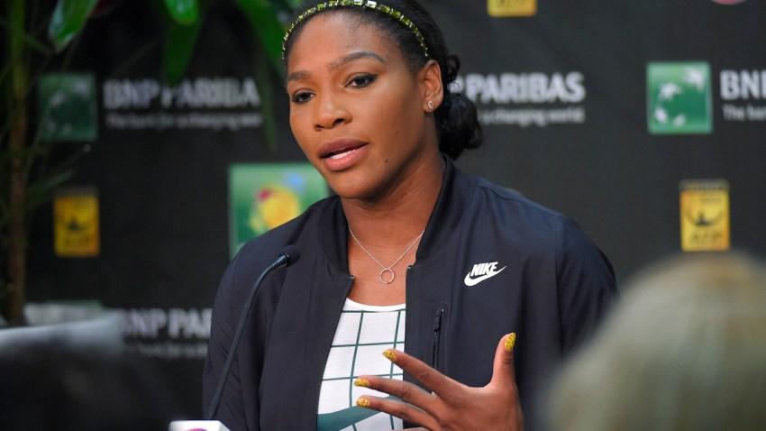 Indian Wells Serena Returns Tennis