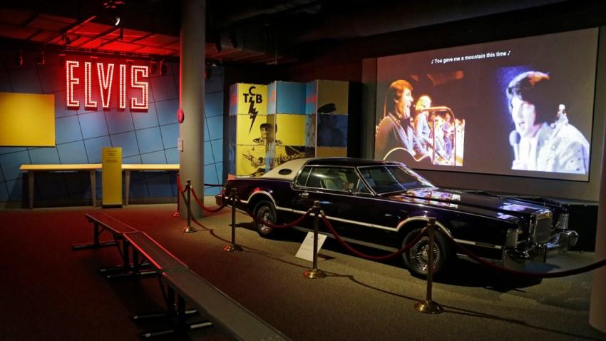Rock Hall Elvis