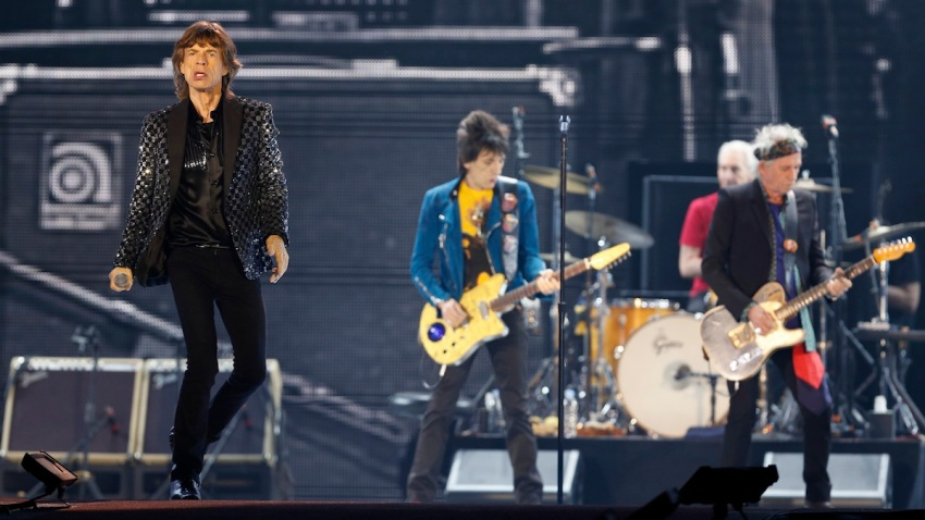 Japan Rolling Stones