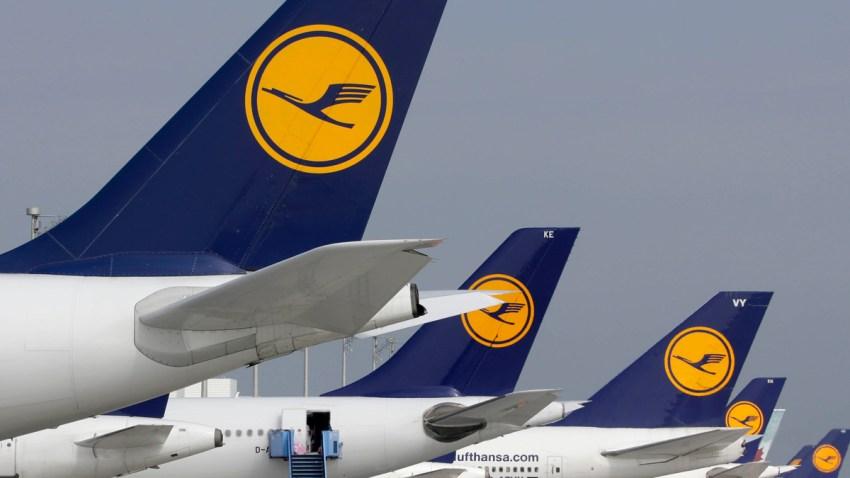Germany Lufthansa Strike