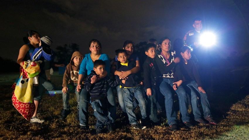 Immigration Overload Hot Spot