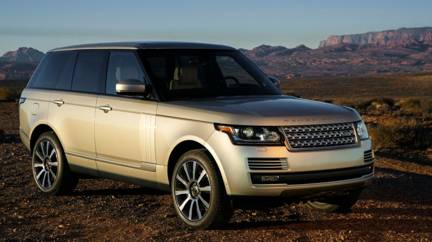 JAGUAR LAND ROVER NORTH AMERICA, LLC 2013 RANGE ROVER