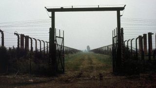 Poland Auschwitz German Nazi Concentration Camp