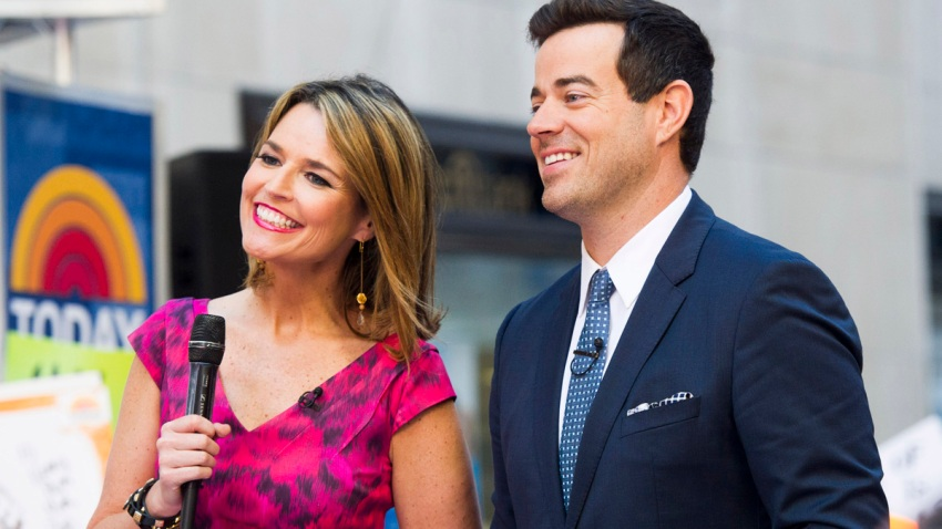 Carson Daly Joins Today Show As Host Of Orange Room Nbc 7 San