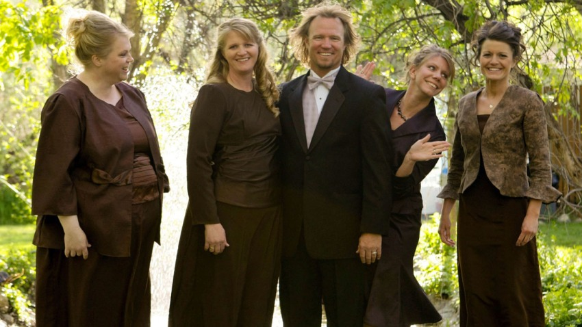 Sister Wives Bigamy