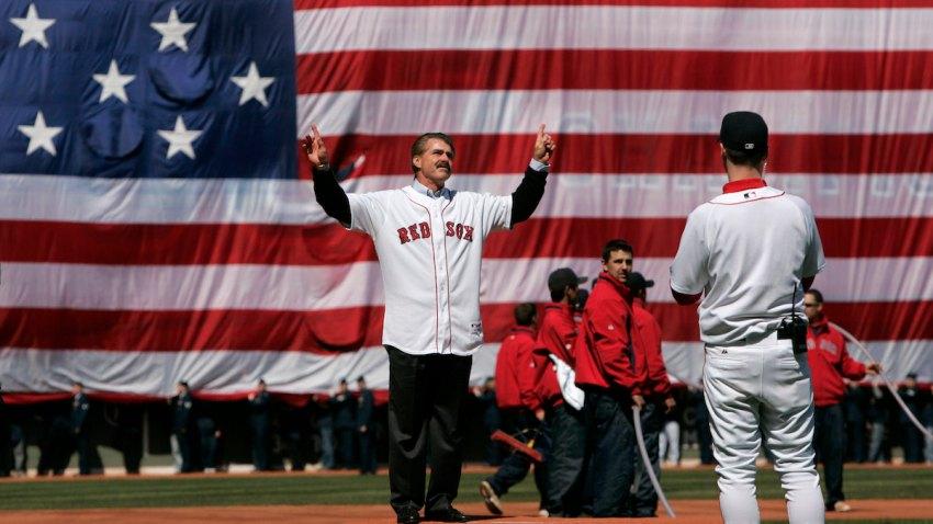 Tigers Red Sox Baseball
