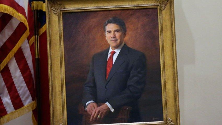 Rick Perry Portrait