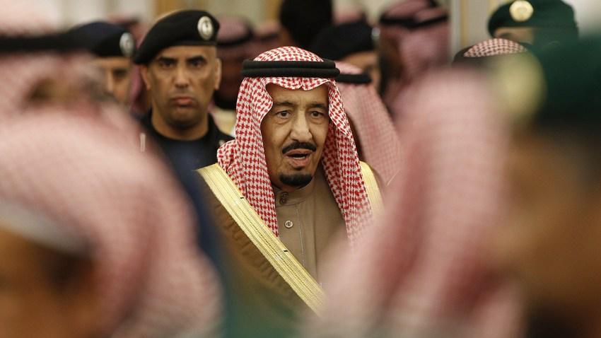 Mideast Saudi Arabia