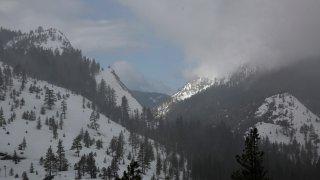 California Snowpack Survey