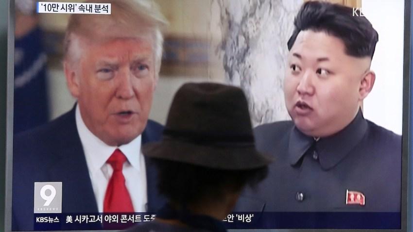 United States North Korea