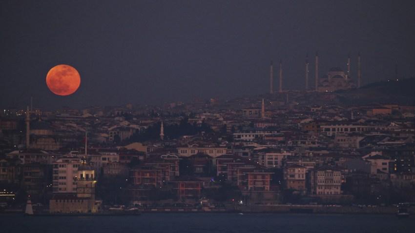 Turkey Lunar Trifecta