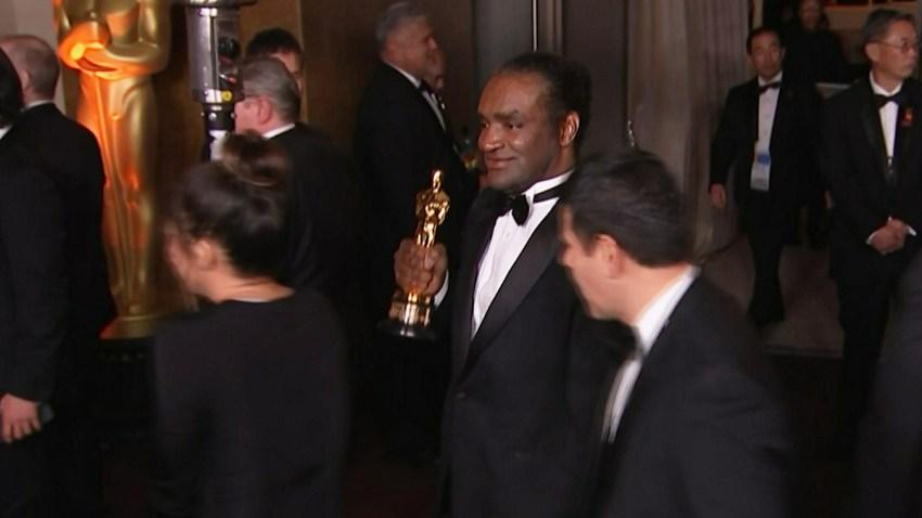 Frances McDormand Stolen Oscar