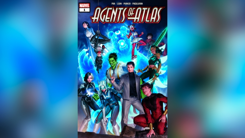 Marvel Asian Superheroes