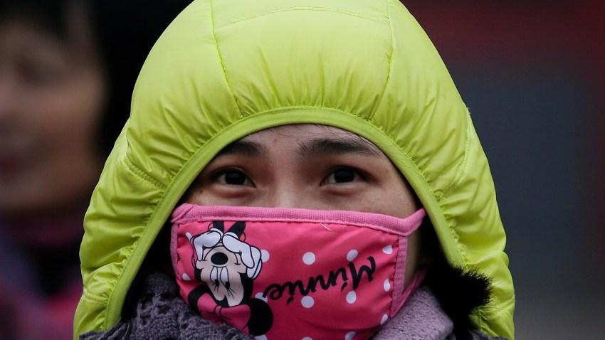 China Face Mask Fashion Photo Package